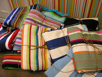 Patchwork and Quilting Fabric Squares and Bundles
