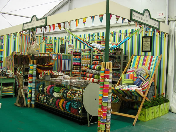 Stripes at Tatton 2012