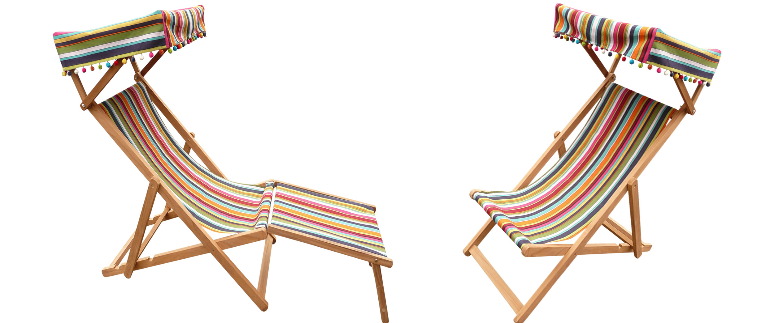 Wooden Deck Chairs For Sale