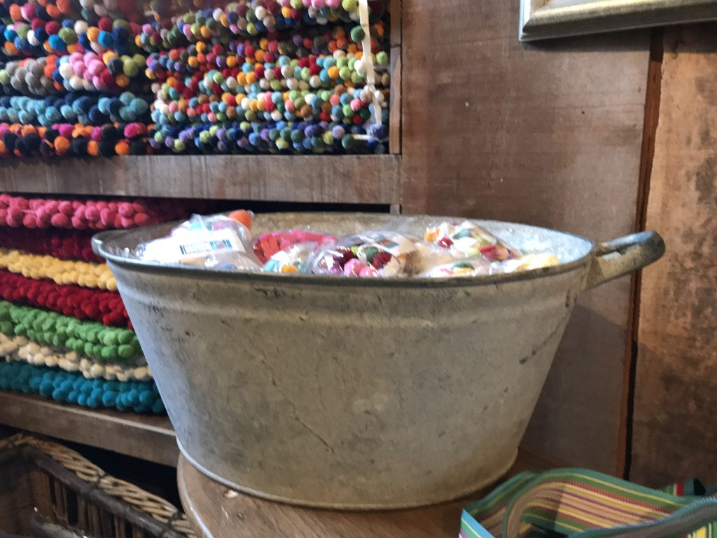 recycled tub