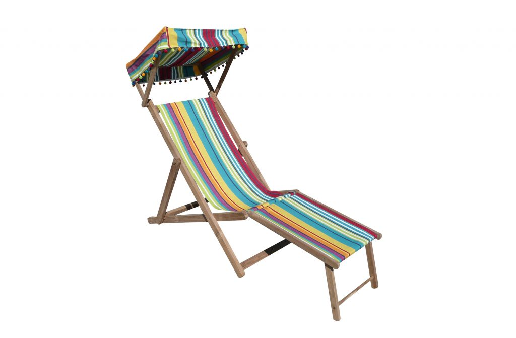 stylish edwardian deck chairs